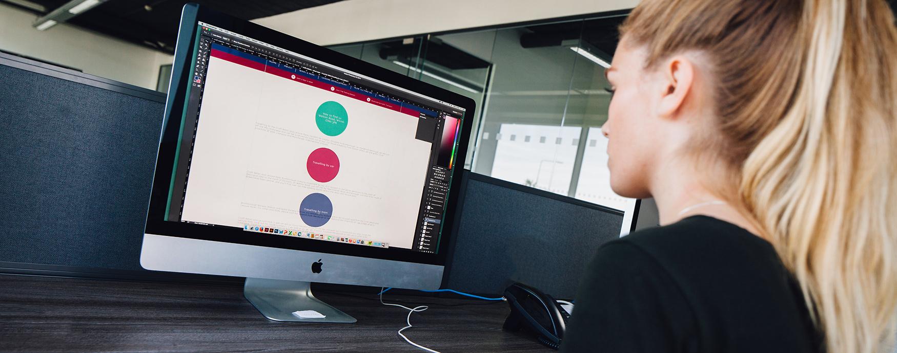Mercury Retail - Graphic Design Service