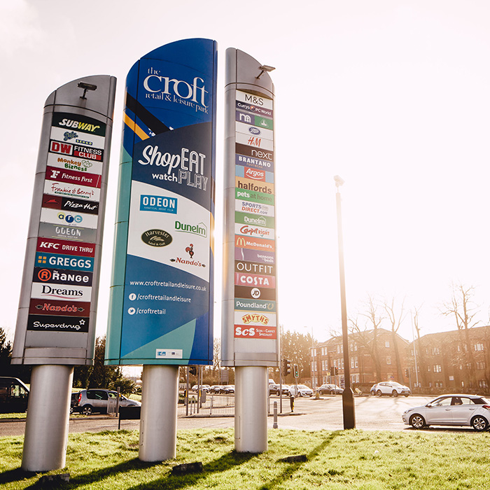 The Croft Retail & Leisure - Bromborough